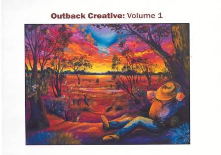 Image for Outback Creative : Volume 1 : Premium Australian Rural and Indigenous Art