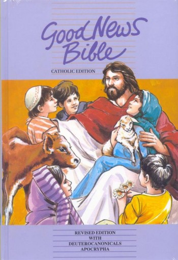 Image for Good News Bible : Children's Illustrated Catholic Edition : GB053PCA