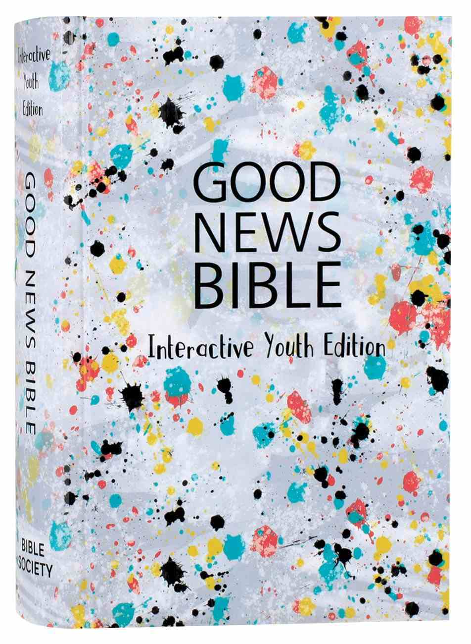 Image for Good News Bible Interactive Youth Edition (Anglicised)