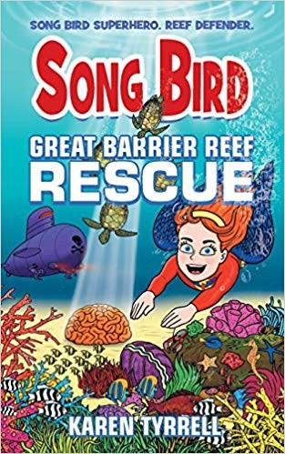 Image for Great Barrier Reef Rescue #4 Song Bird