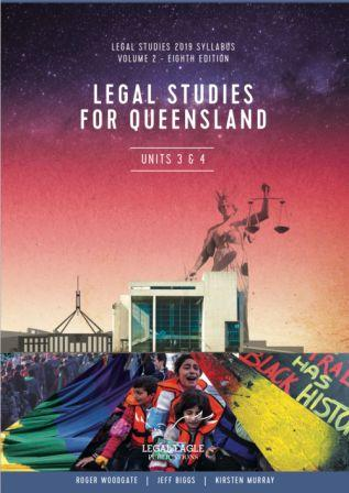 Image for Legal Studies for Queensland Units 3 & 4 Volume 2 [Eighth Edition]