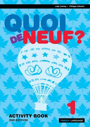 Image for Quoi de neuf ? 1 Activity Book [Second Edition]