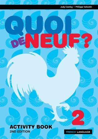 Image for Quoi de neuf ? 2 Activity Book [Second Edition]