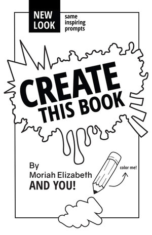 Image for Create This Book [Second Edition] ***TEMPORARILY OUT OF STOCK***