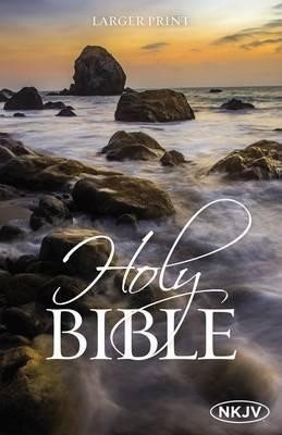 Image for NKJV Holy Bible : Larger Print [Paperback]