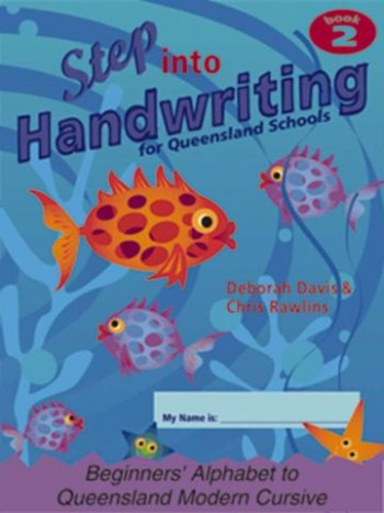 Image for Step into Handwriting for Queensland Year 2