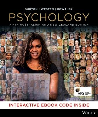 Image for Psychology, 5th Australian and New Zealand Edition with CyberPsych