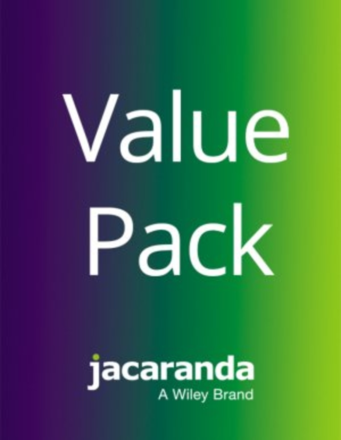 Image for Jacaranda Humanities Alive 8 Australian Curriculum learnON & Print (History,Geography, Civics & Citizenship, Economics & Business)