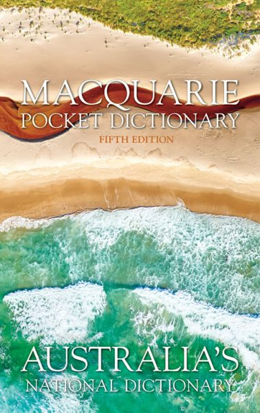 Image for Macquarie Pocket Dictionary and Pocket Thesaurus Value Pack [Fifth Edition]