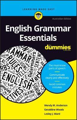 Image for English Grammar Essentials For Dummies