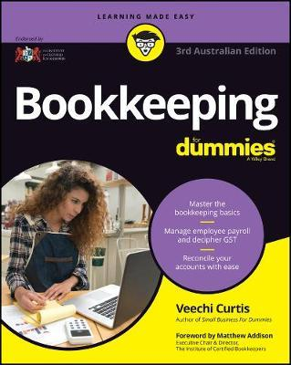 Image for Bookkeeping for Dummies