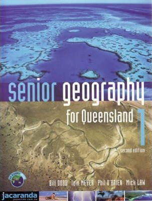 Image for Senior Geography for Queensland Book 1 and eBookPlus 2E