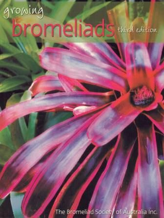 Image for Growing Bromeliads [Third Edition]
