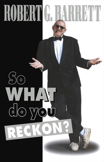 Image for So What do you Reckon?