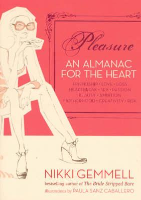 Image for Pleasure : An Almanac for the Heart [used book]
