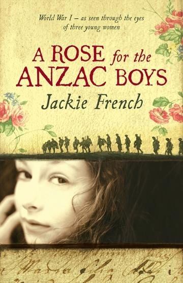 Image for A Rose for the Anzac Boys