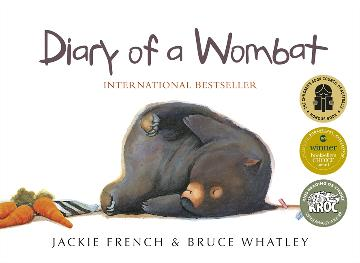 Image for Diary of a Wombat [Board Book]