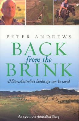 Image for Back from the Brink : How Australia's Landscape Can Be Saved