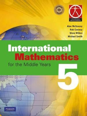 Image for International Mathematics for the Middle Years 5