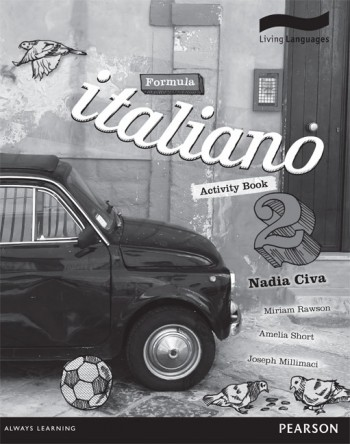 Image for Formula Italiano 2 Activity Book