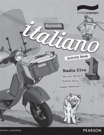 Image for Formula Italiano 1 Activity Book