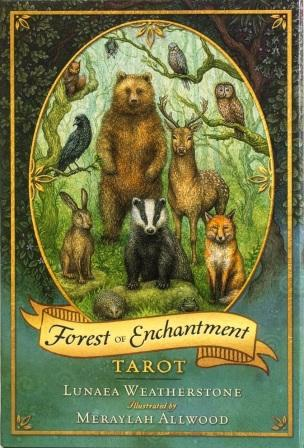 Image for Forest of Enchantment Tarot : 78-card deck and 240-page full-colour guidebook