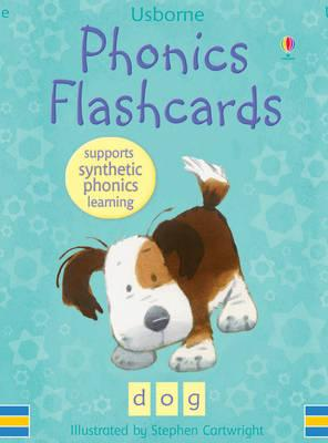 Image for Usborne Phonics Flashcards : 48 Card Deck