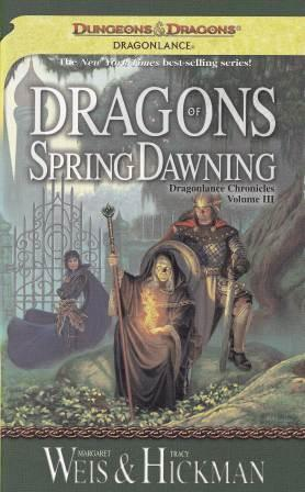 Image for Dragons of Spring Dawning #3 Dragonlance Chronicles