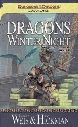 Image for Dragons of Winter Night #2 Dragonlance Chronicles