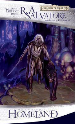 Image for Homeland #1 Forgotten Realms : Legend of Drizzt