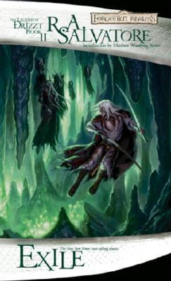 Image for Exile #2 Forgotten Realms : Legend of Drizzt