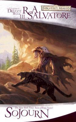 Image for Sojourn #3 Forgotten Realms : Legend of Drizzt