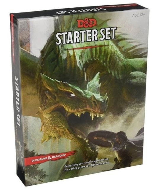 Image for D&D Starter Kit : Dungeons and Dragons Box Set