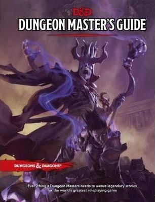 Image for D&D Dungeon Master's Guide : A Dungeons and Dragons Core Rulebook
