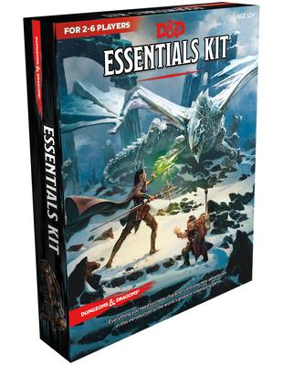 Image for D&D Essentials Kit : Dungeons and Dragons Box Set