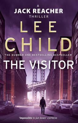 Image for The Visitor #4 Jack Reacher