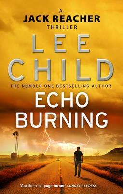 Image for Echo Burning #5 Jack Reacher