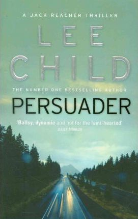 Image for Persuader #7 Jack Reacher