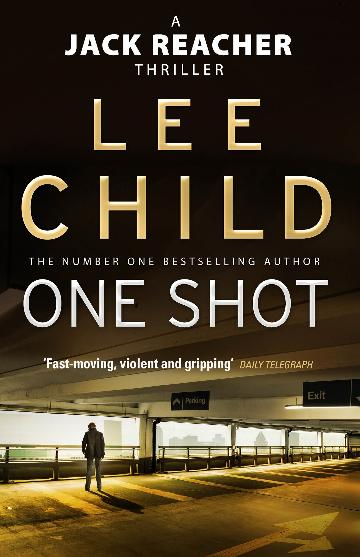 Image for One Shot #9 Jack Reacher