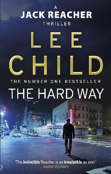 Image for The Hard Way #10 Jack Reacher
