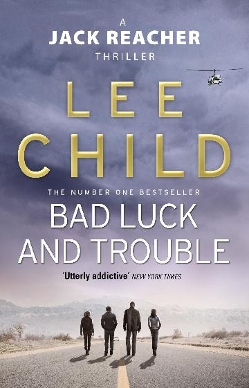 Image for Bad Luck and Trouble #11 Jack Reacher