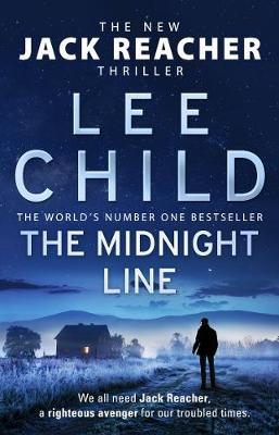 Image for The Midnight Line #22 Jack Reacher
