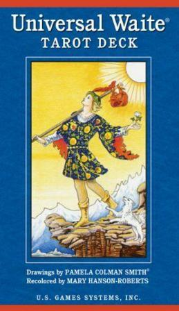 Image for Universal Waite Tarot Deck : 78 Cards and Instruction Booklet