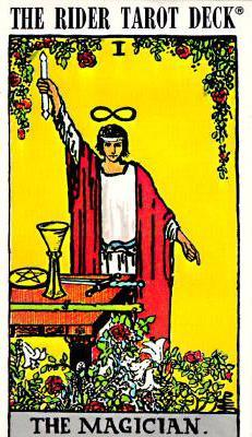 Image for The Rider Waite Tarot Deck [Standard Size] 78 Cards and Instruction Booklet