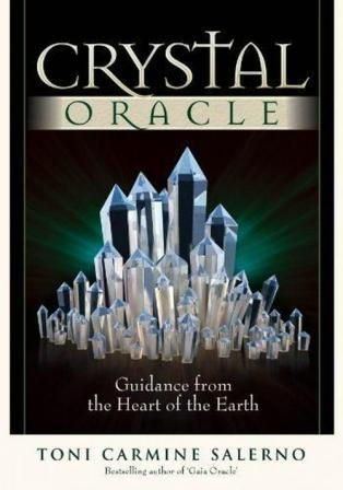 Image for Crystal Oracle : Guidance from the Heart of the Earth [44 Cards and Guidebook]