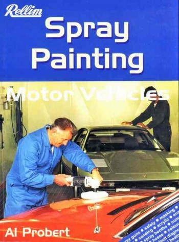 Image for Rellim Spray Painting Motor Vehicles 5th Edition