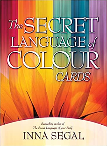 Image for The Secret Language of Colour Cards : 45 Cards and Guidebook