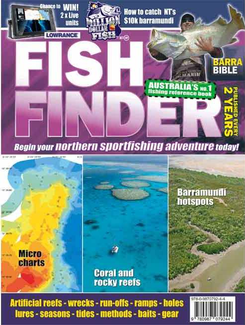 Image for Fish Finder [Thirteenth Edition]