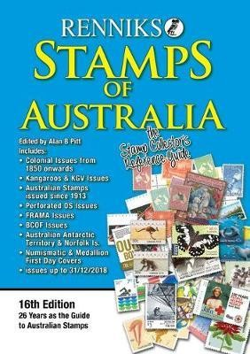 Image for Renniks Stamps of Australia 16th Edition : The Stamp Collectors Reference Guide