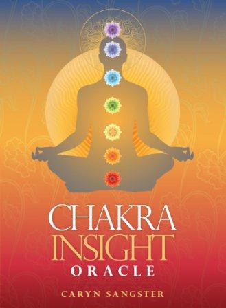 Image for Chakra Insight Oracle : A Transformational 49 Card Deck and Guidebook